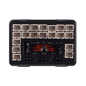 Image 5 - INJORA sistema de luces LED para coche teledirigido Traxxas TRX4 Bronco, grupo de luces delanteras y traseras, 1/10
