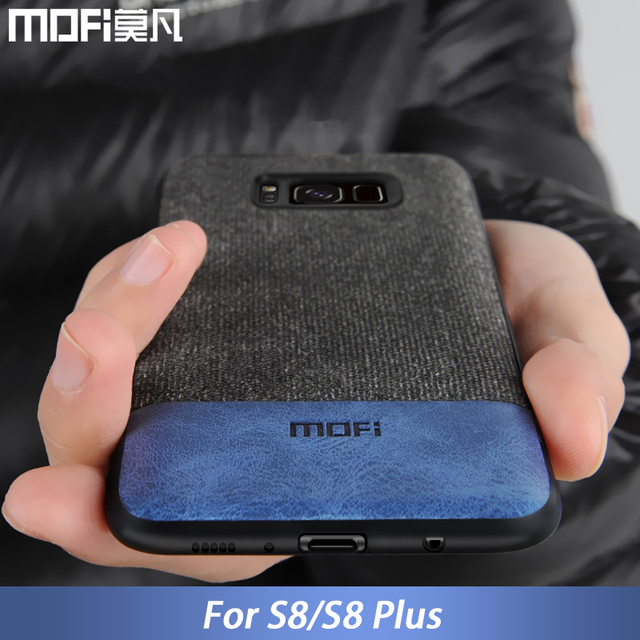 S8 plus case for Samsung s8 case cover shockproof men business back cover for samsung galaxy s8 plus case capa galaxy s8 + cases
