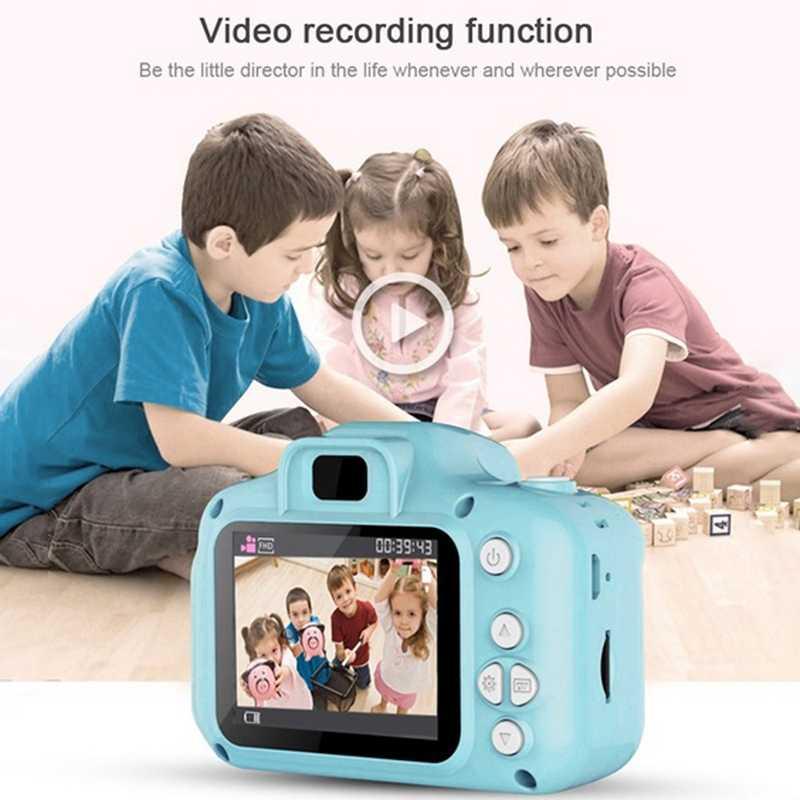 Bán Lẻ Dc500 Full Máy Ảnh Mini Cho Trẻ Em Kids Cho Bé Dễ Thương Máy Quay Video Con Cam Đầu Ghi Hình Máy Quay Kỹ Thuật Số