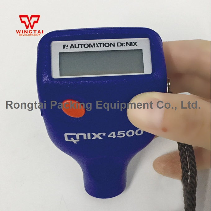 Good Quality German QNIX 4500 Digital Coating Thickness Tester Portable Mini Paint Coating Thickness Tester good quality syd 261 pensky martens closed cup flashpoint tester flash point 220v
