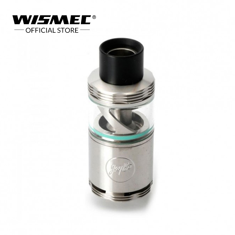 Entrepôt russe 22mm de diamètre réservoir d'origine Wismec Cylin RTA avec 3.5 ml de flux d'air de remplissage supérieur bobine innovante E-Cigarette