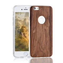 For iPhone5 5s SE 6 6s 6Plus 7 For Samsung J1 J3 A3 A5 2016 ultra thin Wooden TPU Case Soft Cover Case For Huawei P8 P9 Lite