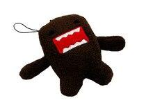 Plush toys pendant 5cm DOMO KUN Plush accessories toys wedding gift Wedding Birthday Chirstmas gifts toys