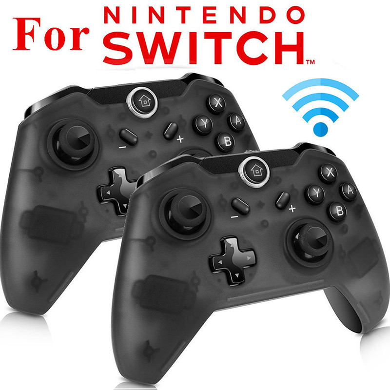 EastVita Bluetooth Wireless Gamepad Pro Remote Controller Joypad For Nintend Switch Game Player Console Dropshipping(China)