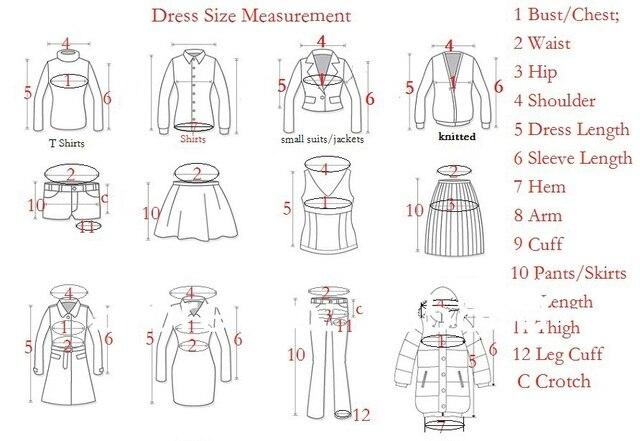 buyers manual of aucu online store size conversion chart measurement rh aliexpress com buy manual handling buy manual handling poster
