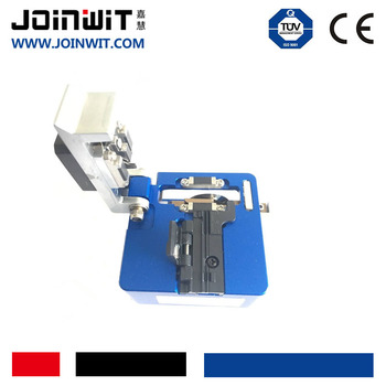 JW21N Joinwit alta precision Optical fiber cleaver corte FTTH fusión en caliente frío