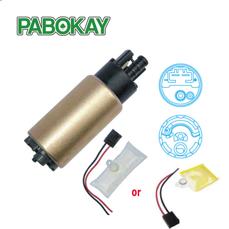 For FORD HONDA MAZDA MITSUBISHI NISSAN TOYOTA  FUEL PUMP 0580453408 31123 25000-in Fuel Pumps from Automobiles & Motorcycles