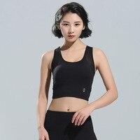 Của phụ nữ áo ngực Thể Thao tập thể dục Yoga Thanh Chạy tốc độ khô không có thập nhẫn đồ lót liền mạch QY
