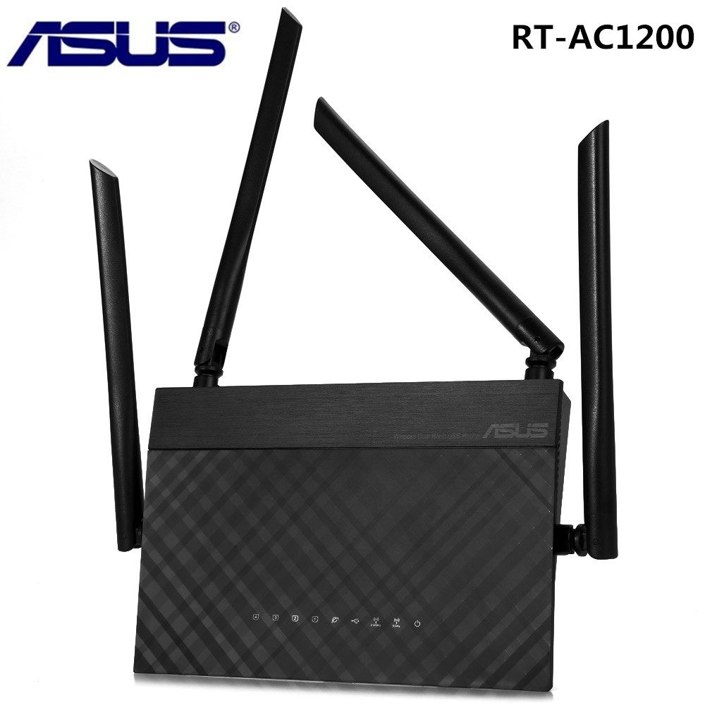 ASUS RT-AC68U Whole Home Dual-Band AiMesh WI-FI Router AC1900 1900 Mbps  AiProtection Network Security by Trend