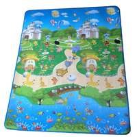 Waterproof Children Beach Mats Picnic Carpet Newborn Baby Crawling Kids Blanket Toys Rug Carpet Children S