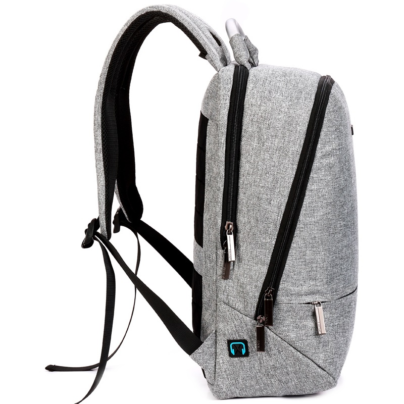 0f0bbeb55001 good quality back polyester thread hasp lady hollow out multifunctional  backpack laptop bag pack interior compartment