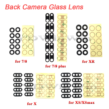 10 pcs Rear Back Camera Lens Glass Cover with 3M Sticker Cellphones & Telecommunications