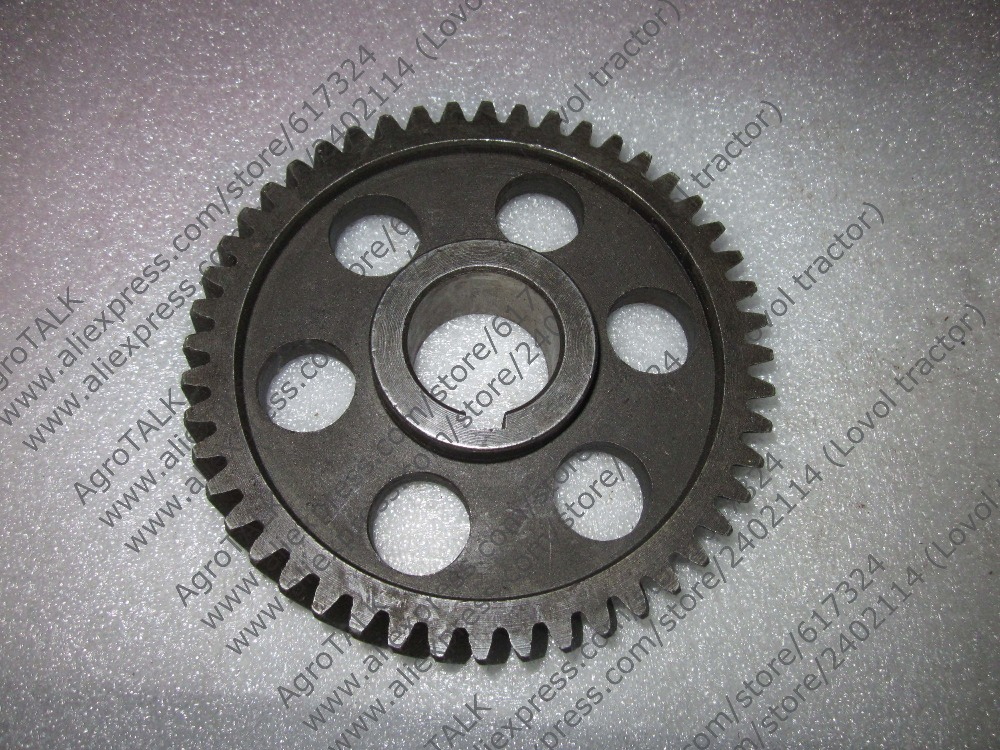Jinma or weituo tractor with TY290X TY295X,  the Cam shaft gear, part number:TY290X.03.107 jinma or weituo tractor with ty290x ty295x the rocker assembly part number