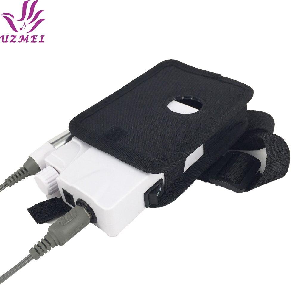 30000 rpm ポータブル電気ネイルドリルマシン充電式コードレスマニキュアペディキュアセットのためのポータブルバッグネイルアートツール  グループ上の 美容 & 健康 からの 電気マニキュアドリル & アクセサリー の中 1