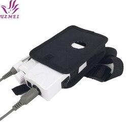 30000RPM Tragbare Elektrische Nagel Bohrer Maschine Wiederaufladbare Cordless Maniküre Pediküre Set mit tragbare tasche für nail art werkzeuge