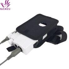30000RPM ポータブル電気ネイルドリルマシン充電式コードレスマニキュアペディキュアセットのためのポータブルバッグネイルアートツール