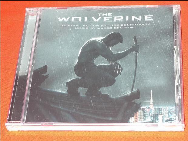 2018 Music Cd Avril Lavigne New Promotion Free Shipping: The Wolverine [ost Movie Soundtrack] Cd Seal ...