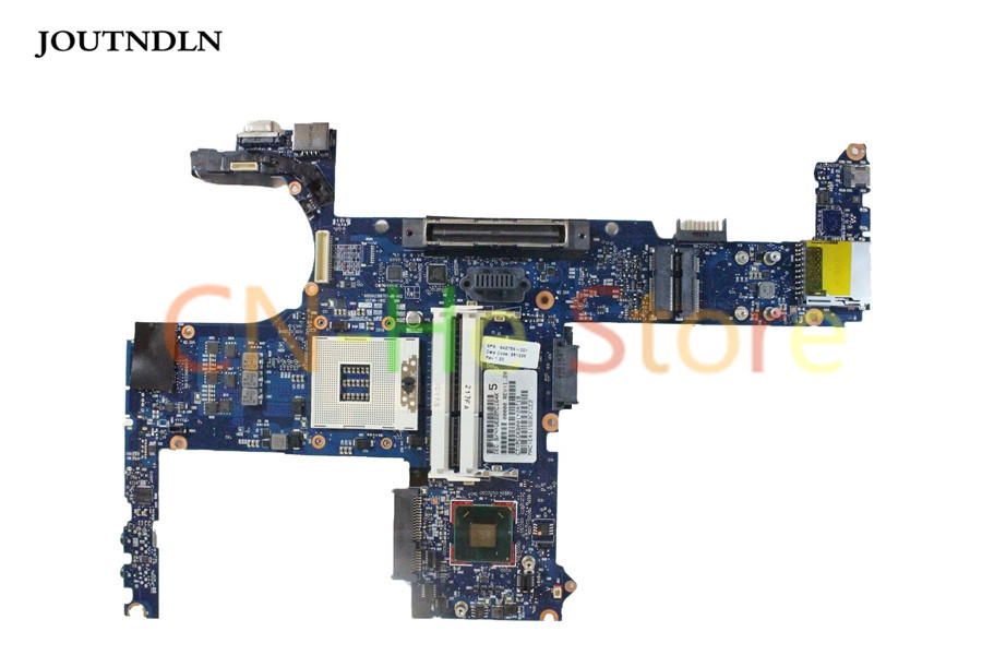 JOUTNDLN FOR <font><b>HP</b></font> Elitebook <font><b>8460P</b></font> Laptop <font><b>Motherboard</b></font> 642759-001 QM67 DDR3 6050A2398701 Integrated Graphics image