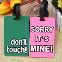 New Luggage Tags for…