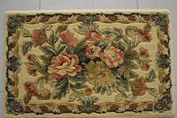 Wool carpet floral rugs Rugs for hallway Decorative washable mats home Europe carpet