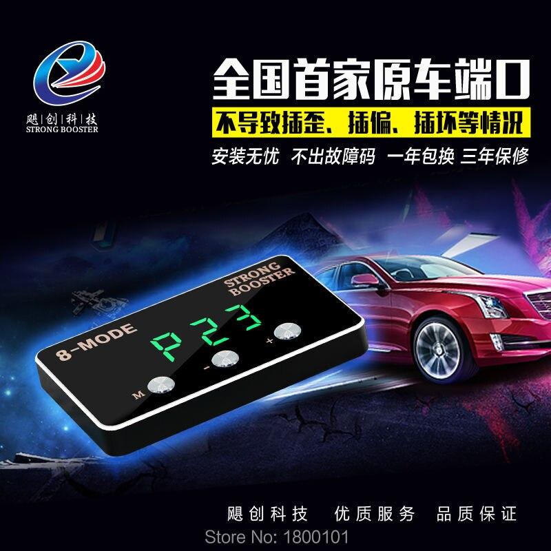 Controlador electrónico del acelerador para Esplendor serie GREUR 1.8 T Brillant
