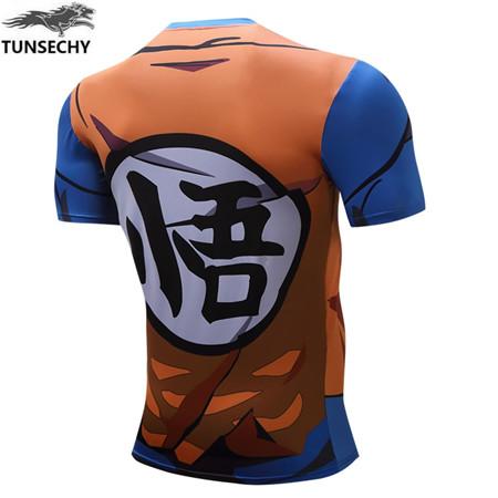 Back Dragon Ball Z T Shirt