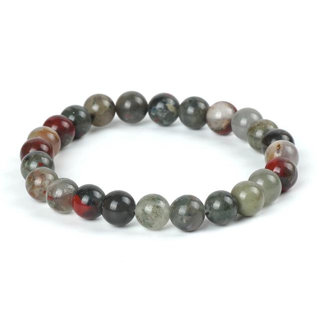Original African Bloodstone Bracelet