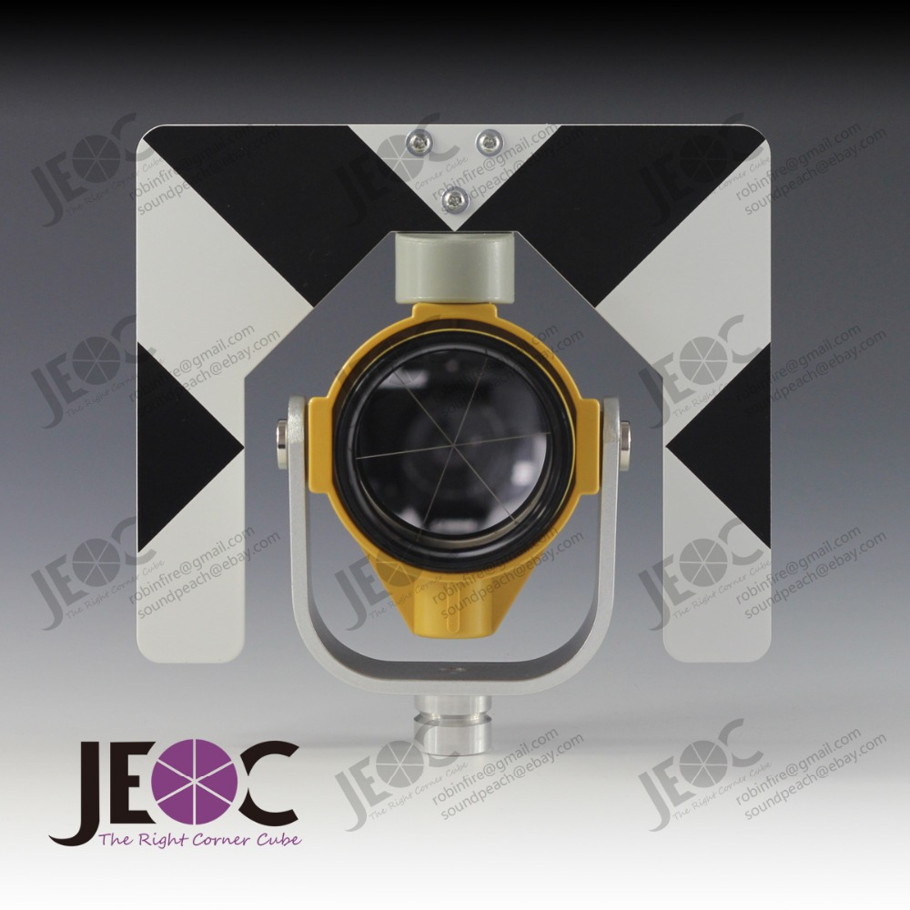 Brand new single prism reflector set for Topcon/Sokkia total-station surveying. Тахеометр