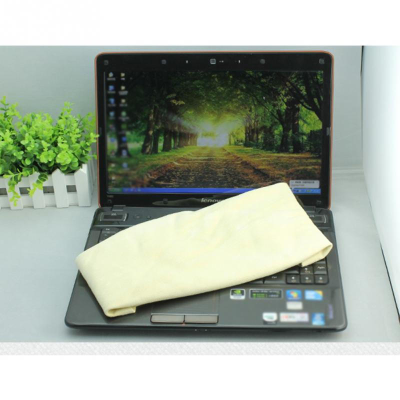 Image 5 - Auto Care Extra Large Auto Car Natural Drying Chamois (45x55cm approx) Deerskin Cleaning Cham Leather Cloth-in Sponges, Cloths & Brushes from Automobiles & Motorcycles