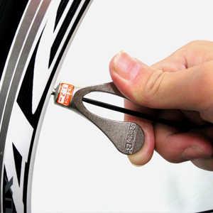 Супер B TB-SW20 спицевой ключ для 3,2 мм (0,127 ниппель) точно обработанный, термообработанный для твердости.