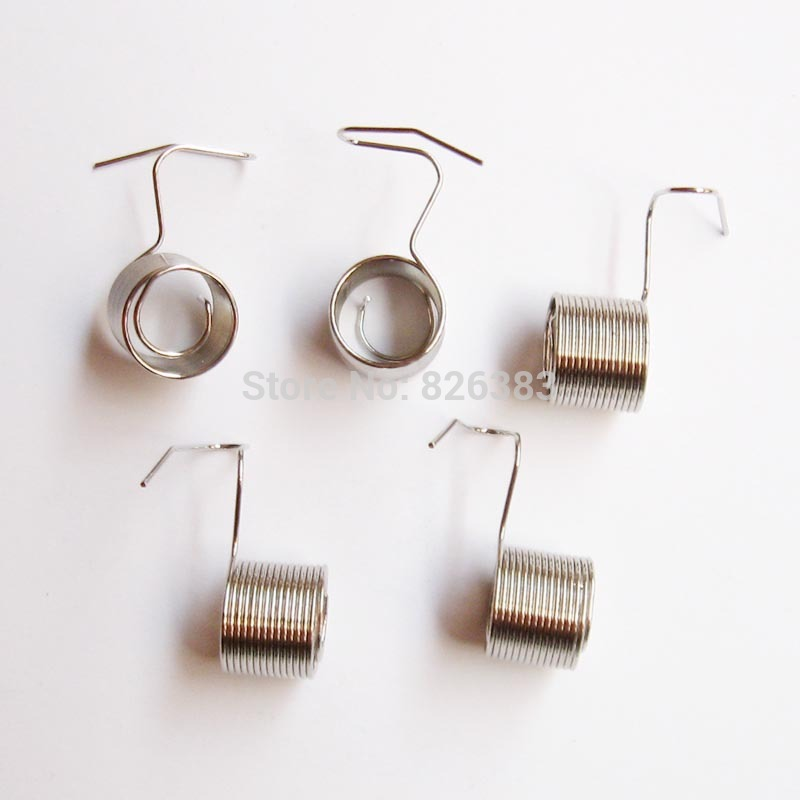 5 Pieces Thread Tension Check Springs For Industrial Single Needle Sewing Machine