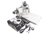 Cheap Wood Lathes CNC 3040 3 Axis CNC Milling Machine With Ball Screw Auto Checking Tool
