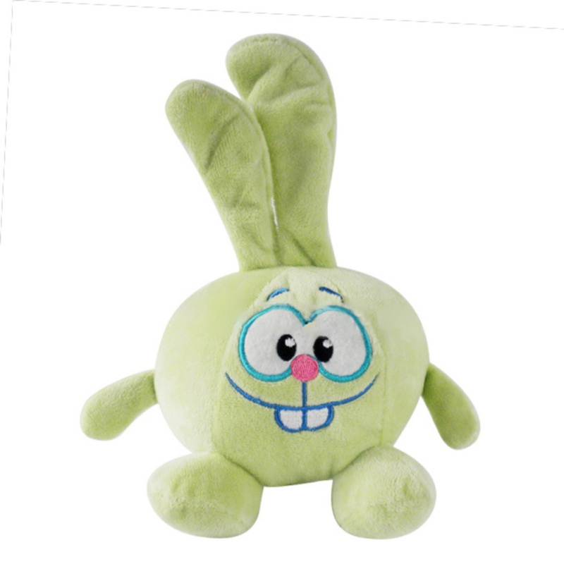Pet Dog Toys Cartoon Animal Shape Cute Stuffed Sound Plush Toys Pet Dogs Lovely Toy