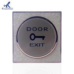 Водостойкий металлический кнопочный переключатель высокого качества дешевый для продажи кнопочный переключатель для контроля доступа