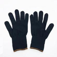 Wholesale Black Nylon Gloves For Installing Vinyl Car Wrapping Handling Plasti Dip Spray Tool