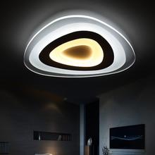 Deckenleuchten FHRTE Moderne Wohnzimmer Schlafzimmer Beleuchtung Acryl Lampenschirm Deckenleuchte Luces Del Techo Armaturen Lampe