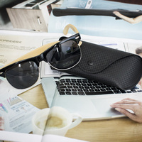 Hot Fashion Female bamboo sunglasses Plus Glasses Case wood for women men vintage glasses gafas oculos oculos de sol