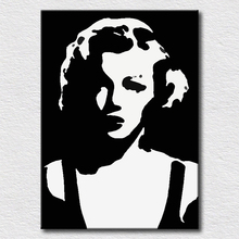 Image result for pop art paintings black and white