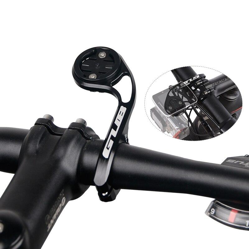 GUB 669 Bicycle Handlebar Mount Bike <font><b>Computer</b></font> Support Stand Fits Garmin Cateye GoPro SONY HDR AS50/AS200V SJ4000 AEE