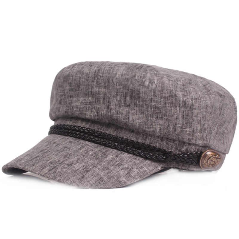 Модный женский берет Newsboy, черный, серый, синий, однотонный цвет, для мальчика, теплая зимняя шапка, женская модная плоская шляпа