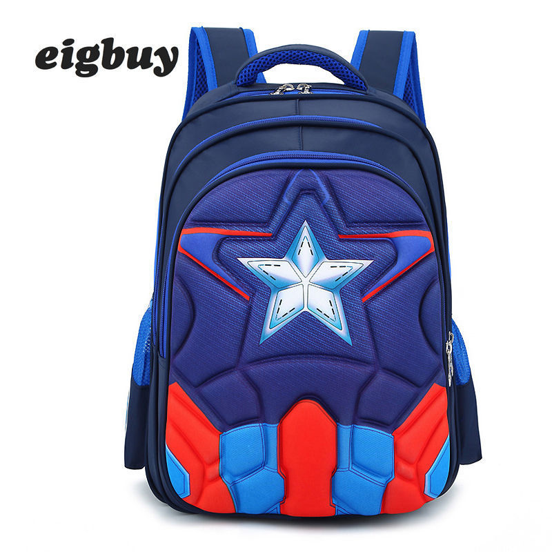 Children Backpacks Primary School Bags For Students Kids Backpack Waterproof Printing Mochila Bagpack
