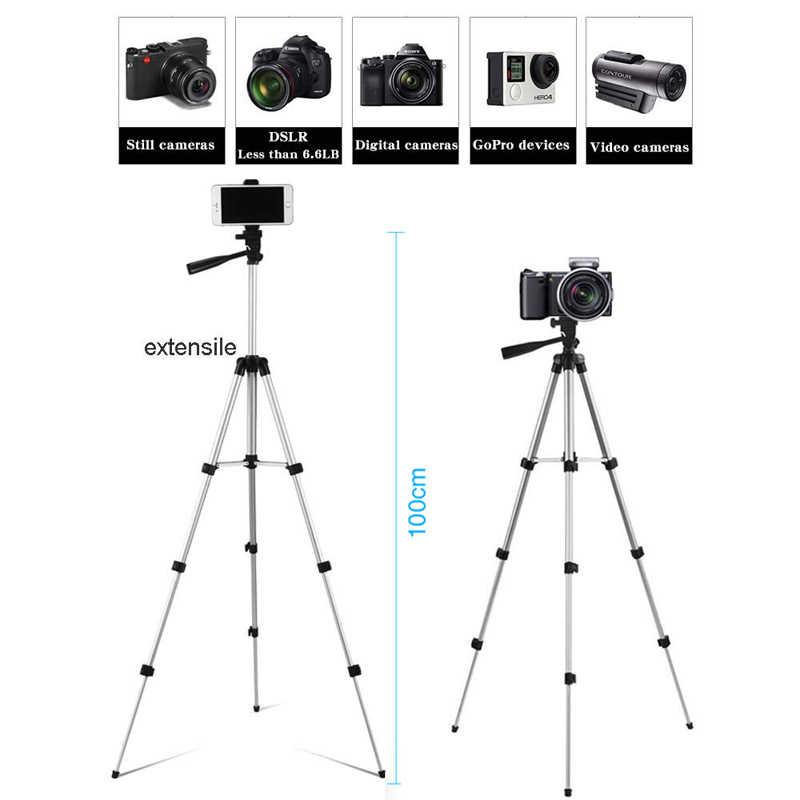 Гибкая Камера телефон штатив подставка держатель смартфон держатель Зажим для телефона Камера для iPhone X 6 7 с удаленный