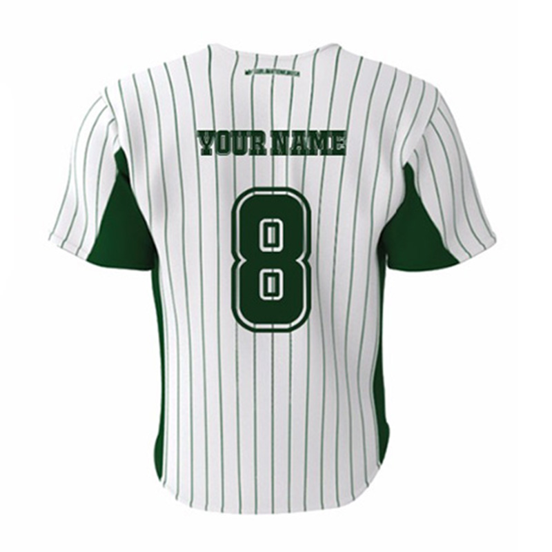 Kawasaki Krijtstrepen Stijl Baseball Jersey Gesublimeerd Polyester Custom  Softball jerseys Collage Training Match Team Wear Shirts in Kawasaki  Krijtstrepen ...