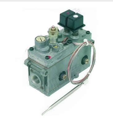 0.710.756 SIT MINISIT GAS MAIN CONTROL VALVE THERMOSTAT 100-190 C 0710756 PARTS цена