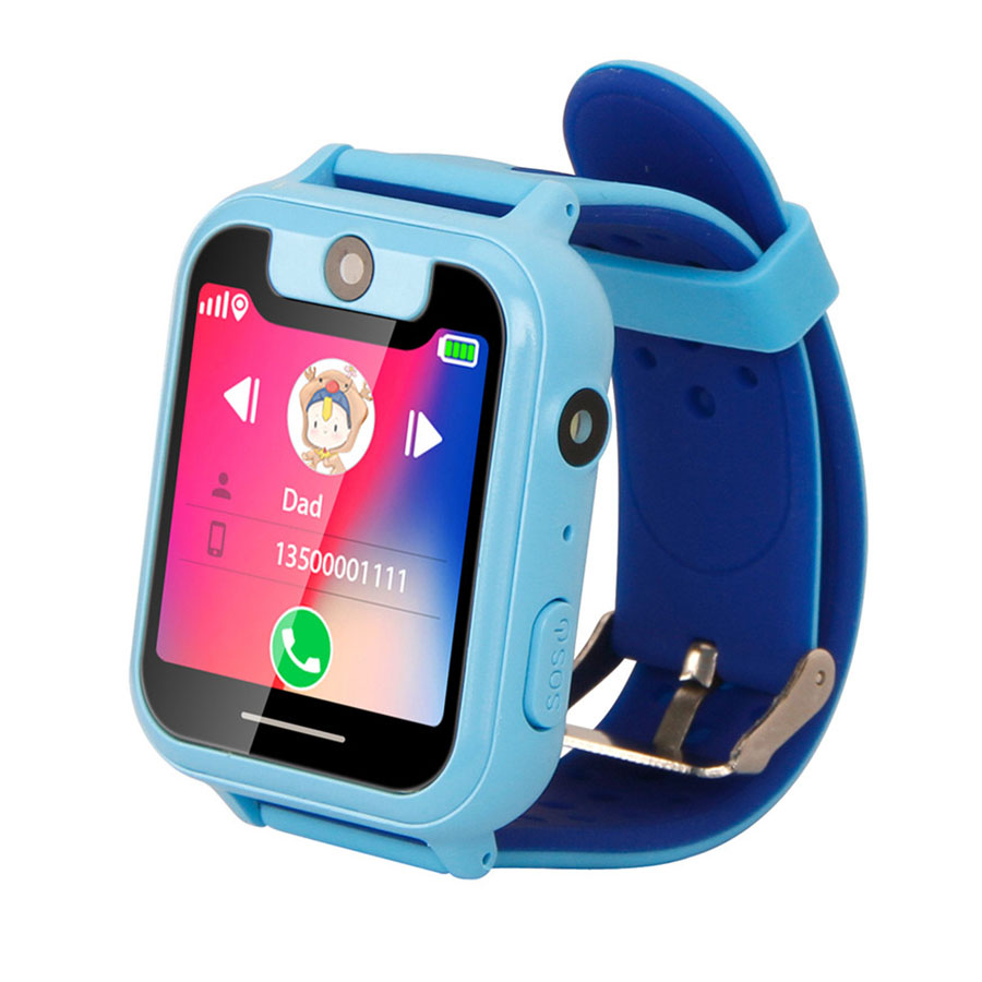 Children Child Watch for Kids Baby Smartwatch for Android IOS 1.54 Inch HD Color Screen Smart Watch Kids LBS Camera