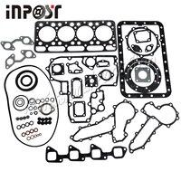 Complete Repair Overhaul Engine Full Gasket Set Kit for Kubota V1902 07916-24305  07916-29615  15808-03310