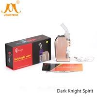 JomoTech Wax Vaporizer Dark Knight Spirit Vape Mod Keramische Kamer LED Temperatuur 1800 mAh Oplaadbare Glas Vape Mod Jomo-11