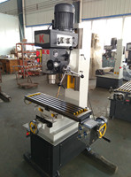 ZX50C drilling and milling machine machinery tools