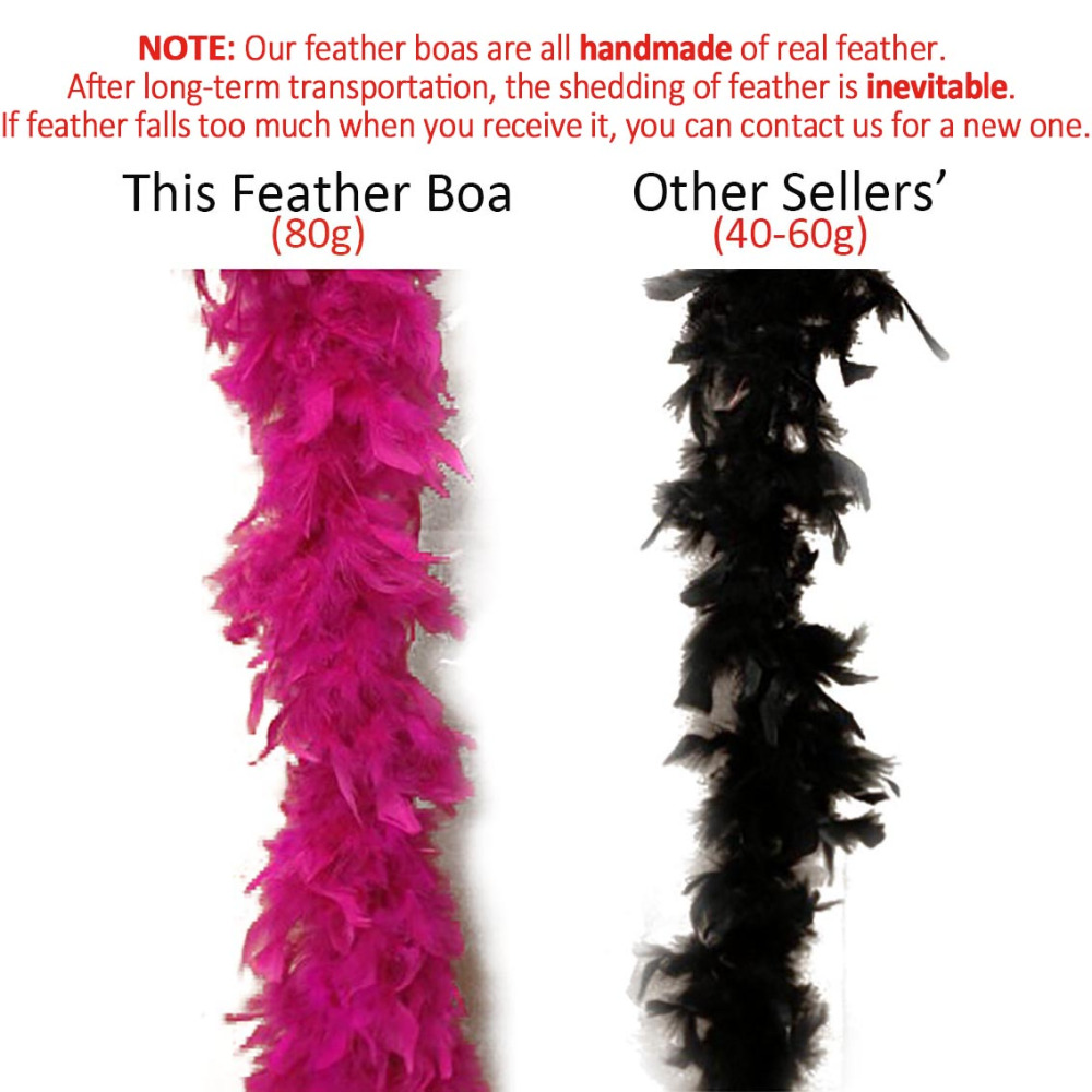 Gatsby Ladies Flapper 20s Charleston Girl Fancy Dress Accessories Headband Feather Boa Hand Fan Flapper Costume Accessories Set in Costume Accessories from Novelty Special Use