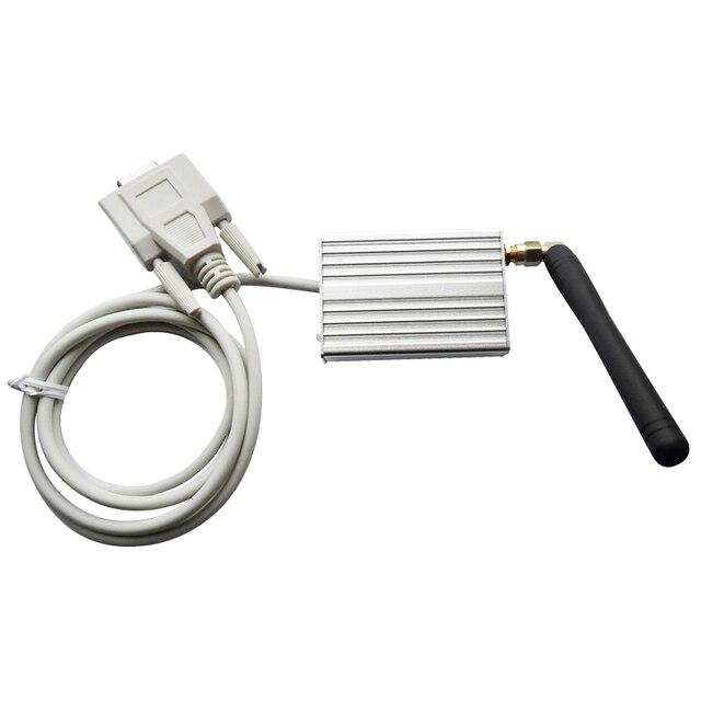 2 cái/lốc đường Dài 3 km 433 MHz 500 mW RS232-DB9 cổng Long Range thu phát Không Dây RF Module